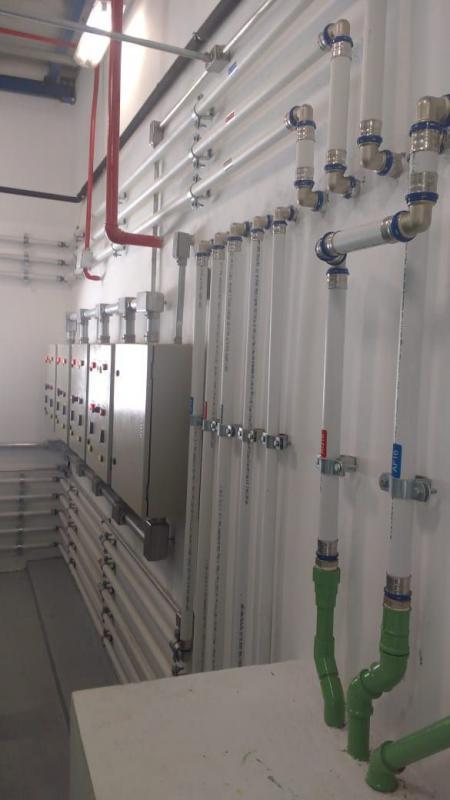 Empresas de serviços hidraulicos