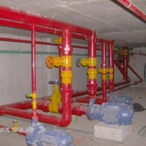 Instalações hidraulicas contra incendio